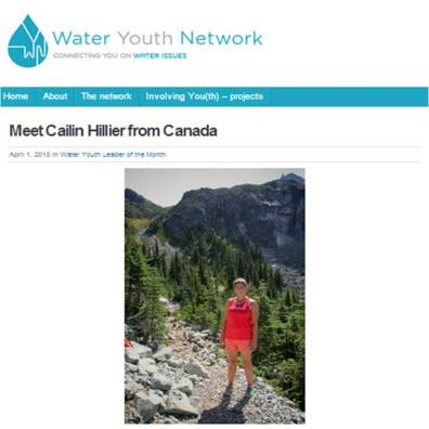 youth water network
